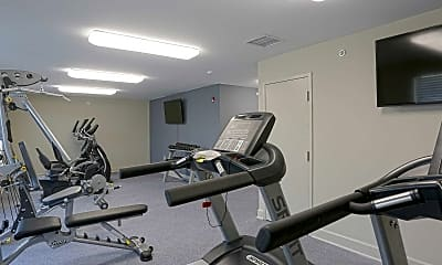 Fitness Weight Room, Jefferson Crossings Adult Living 55+, 2