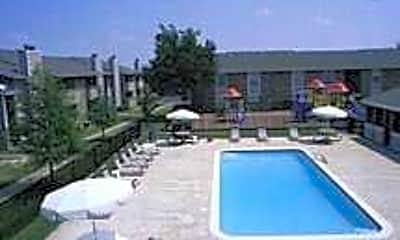 Pool, Bosque Estates, 1
