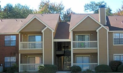 Building, Oak Ridge Trace Apartments, 1