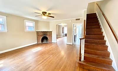 Living Room, 5820 3rd St NW, 1