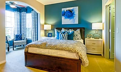 Bedroom, Lodge at LakeCrest, 1