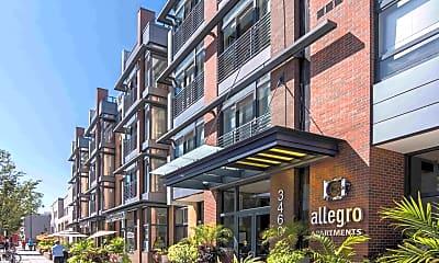 Community Signage, Allegro, 0