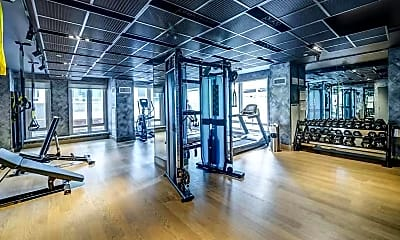 Fitness Weight Room, 2 Shore Ln 604, 2