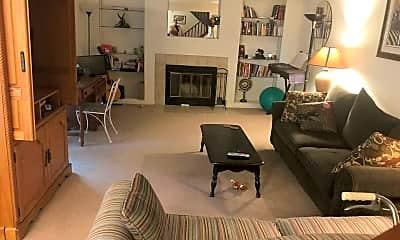 Living Room, 329 Brookberry Cir, 2