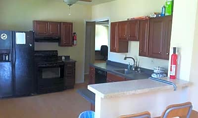 Kitchen, 1607 McCormick St, 1