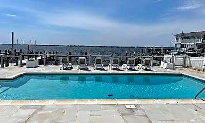 Pool, 340 Bay Ln, 0