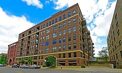 Building, 408 N 1st St 502, 2