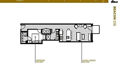Kitchen, 415 Leavenworth St, 1