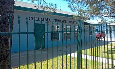 Columbia Apartments, 1