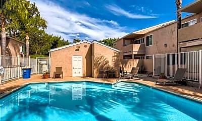 Pool, 10066 Maya Linda Rd 2107, 2