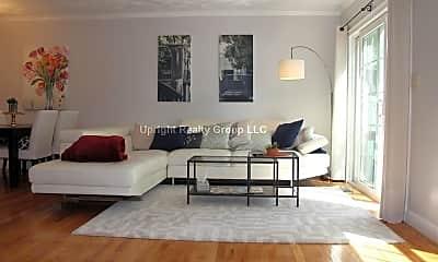 Living Room, 360 Charles St, 1
