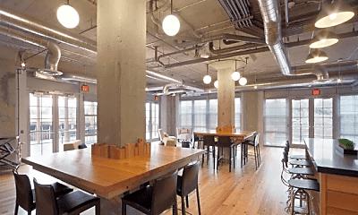 Dining Room, 160 Broadway, 1