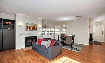 Living Room, 416 Grove St, 1