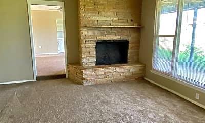 Living Room, 1519 Mesa St, 1