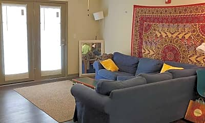 Living Room, Crawford Edge, 1