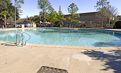 Pool, Southwest Oaks Apartments, 0