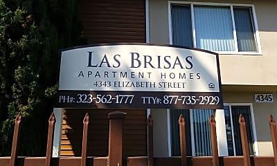 Las Brisas, 1