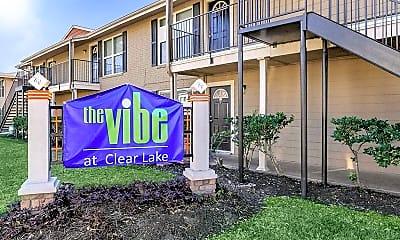 The Vibe At Clear Lake, 1