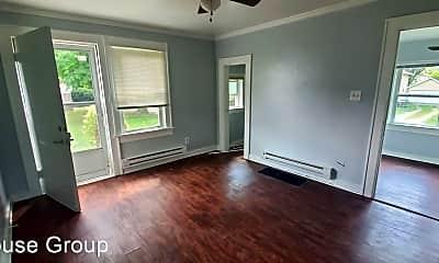 Living Room, 7501 Bradbury Ave, 1