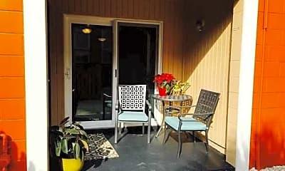 Patio / Deck, Arbor Flats - Hyde Park, 2