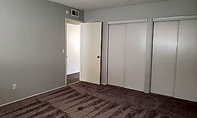 Bedroom, Normandy Apartments, 2