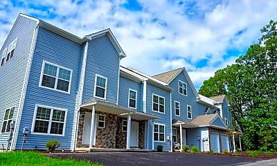 Building, Mountain Hollow Estates, 1