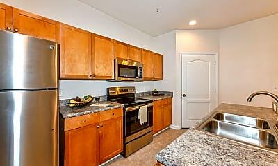 Kitchen, Alden Place, 0
