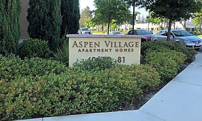 Aspen Apartments, 1