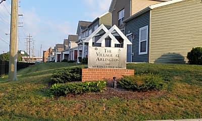 Village at Arlington Apartments, The, 1