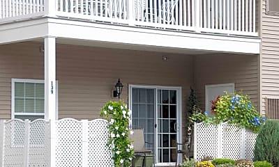 Patio / Deck, Fox Creek Estates, 1