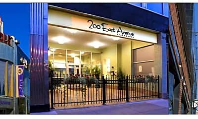 200 East Avenue Apartments, 0