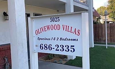 Community Signage, 5025 Olivewood Ave, 1