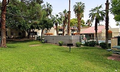 Building, Villa Del Sol, 1