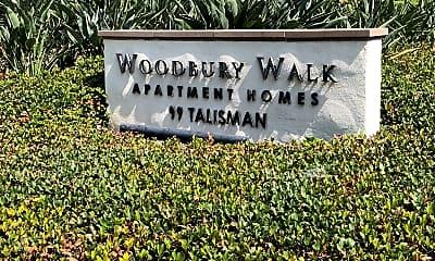 Woodbury Walk, 1