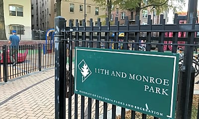 Community Signage, 1033 Park Rd NW 1, 2