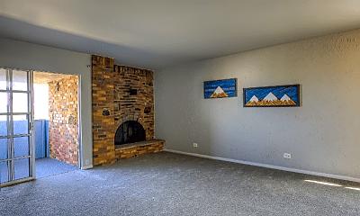 Living Room, 1350 Josephine St, 1