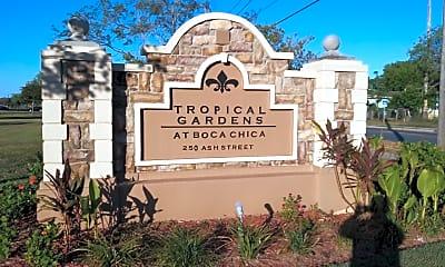 Tropical Gardens at Boca Chica, 1