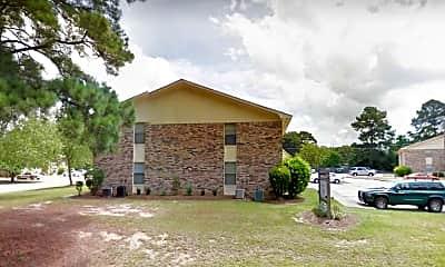Building, Hillside West Apartments, 2
