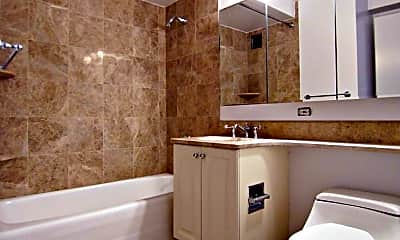 Bathroom, 232 W 67th St, 2