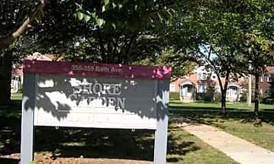 Shore Gardens Apartments, 1