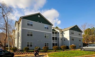 Building, University Woods, 1