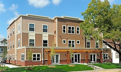 Building, Northbay Student Housing, 2