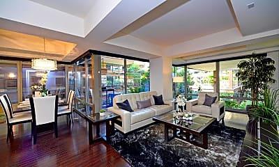 Living Room, 7151 E Rancho Vista Dr 3001, 0