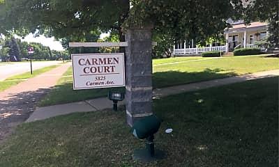 Carmen Court, 1