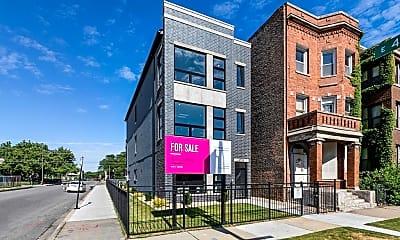Building, 5233 S Wabash Ave 3, 0