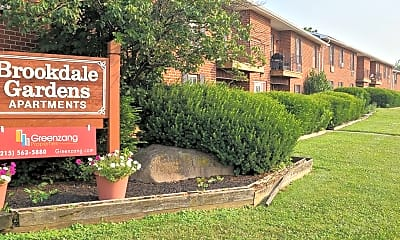 Community Signage, 620 W Brookdale St, 0