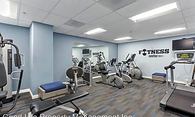 Fitness Weight Room, 314 N Nevada St, 2