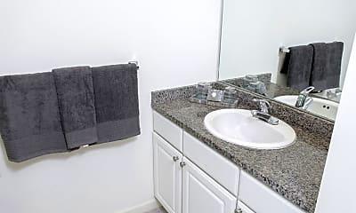 Bathroom, 9 N 9th St 411, 2