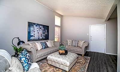 Living Room, 4602 50th St, 2