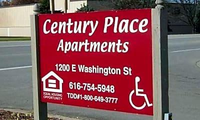 Century Place, 0